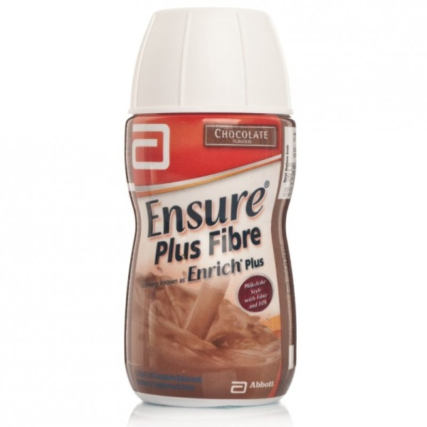 Ensure Plus Fibre Chocolate - 12 Pack