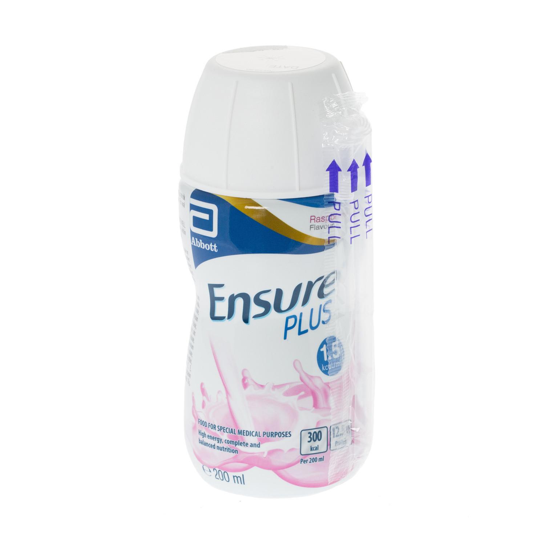 Ensure Plus Milkshake Raspberry