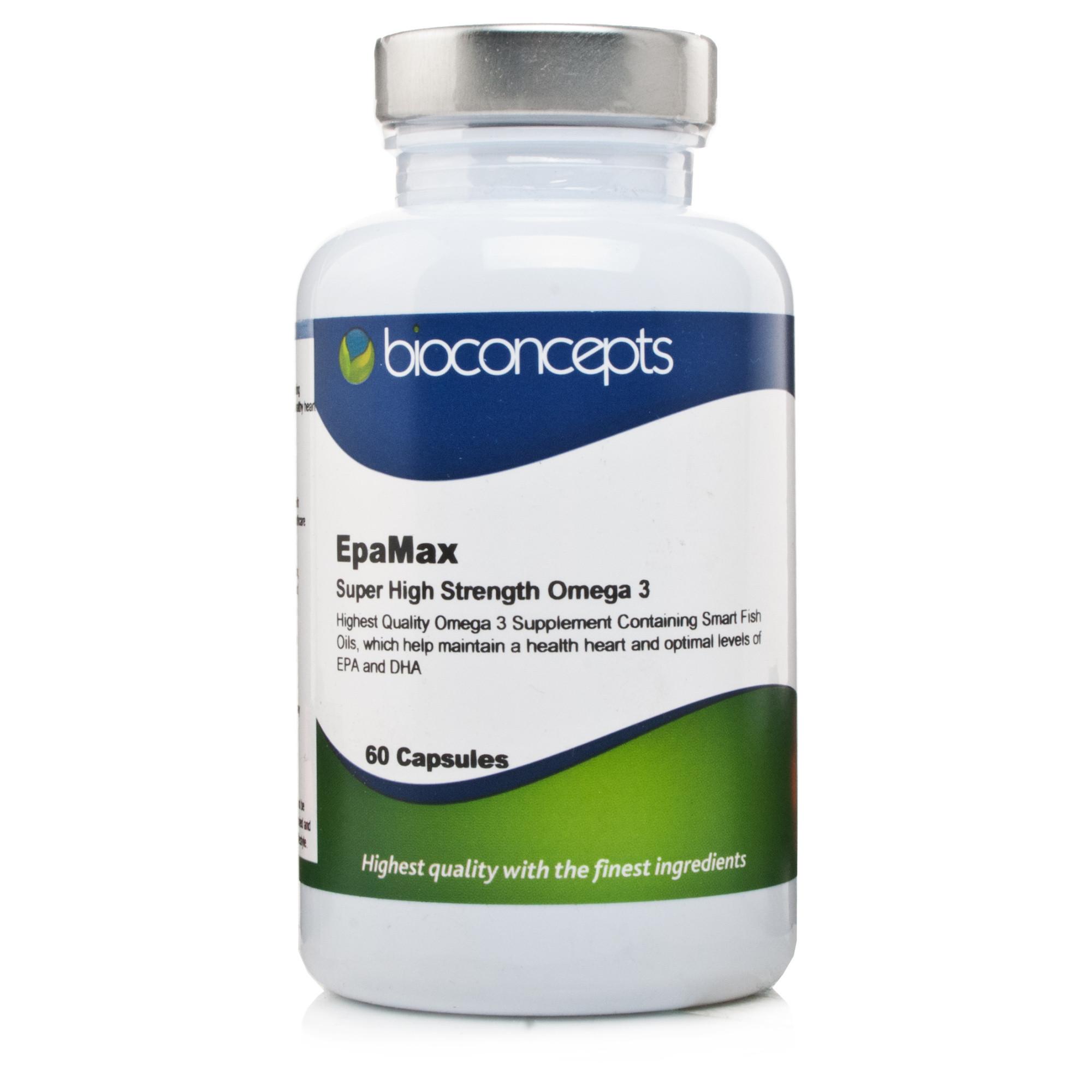 EpaMax Omega 3  High Strength