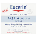 Eucerin AQUAporin Active SPF25 & UVA Protection