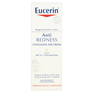 Eucerin Anti Redness Concealing Day Cream SPF25