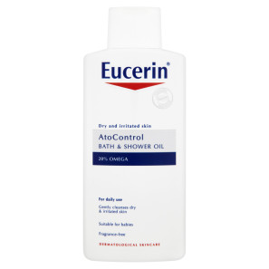 Eucerin AtoControl Bath & Shower Oil