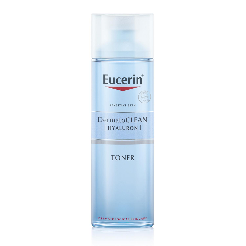 Eucerin DermatoCLEAN + Hyaluron Cleansing Facial Toner