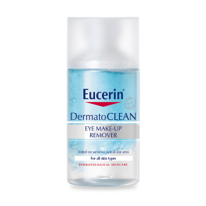 Eucerin DermatoCLEAN Waterproof Eye Make Up Remover