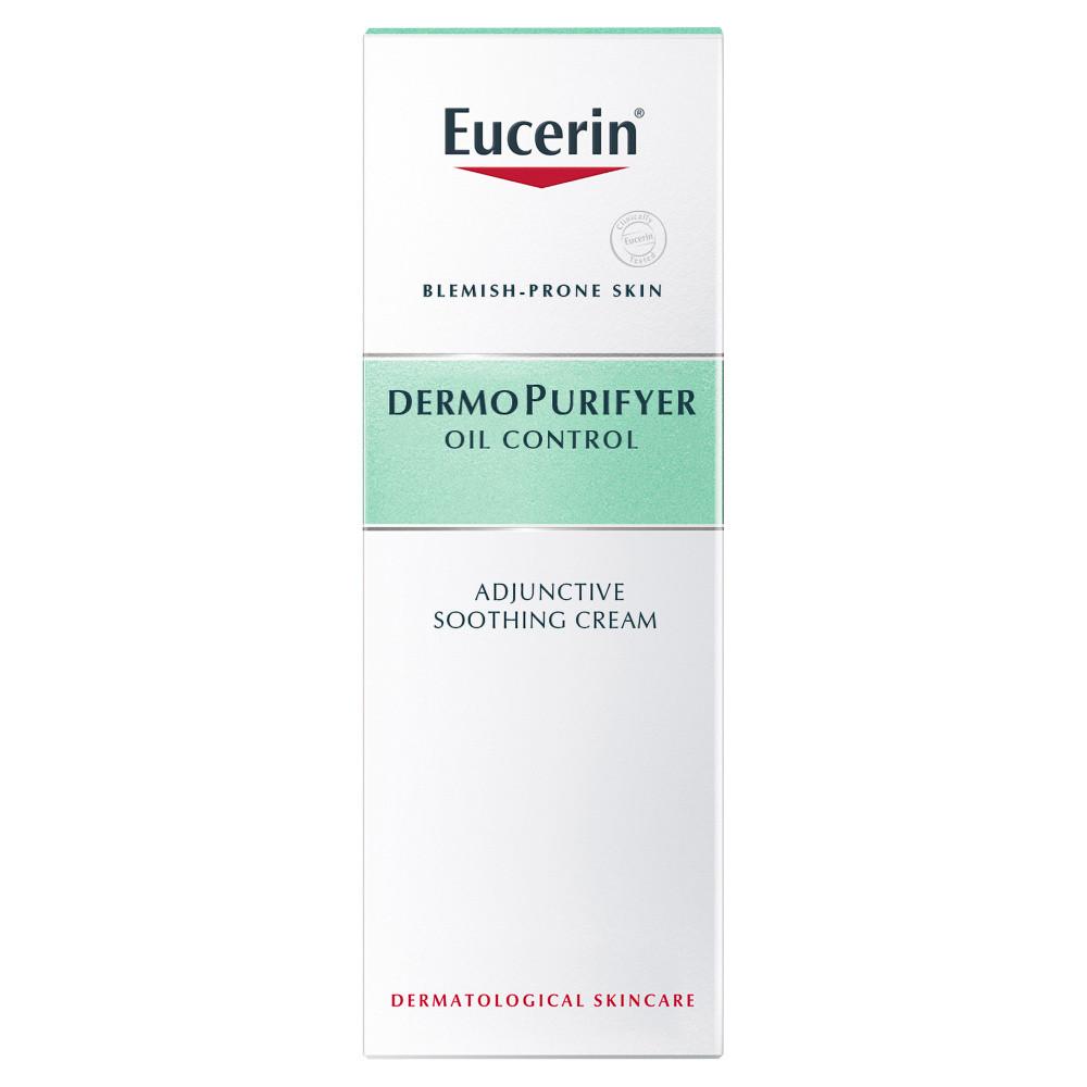 Eucerin DermoPURIFYER Oil Control Adjunctive Soothing Cream
