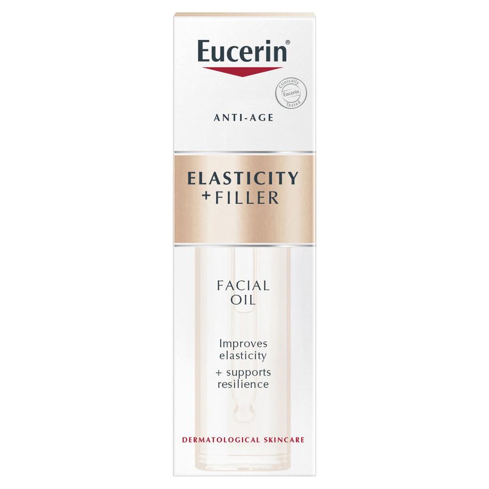 Eucerin Hyaluron Filler + Elasticity Facial Oil