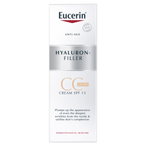 Eucerin Hyaluron-Filler CC Cream Light