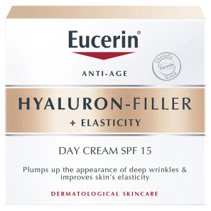 Eucerin Hyaluron-Filler Day Cream SPF15 for All Skin Types
