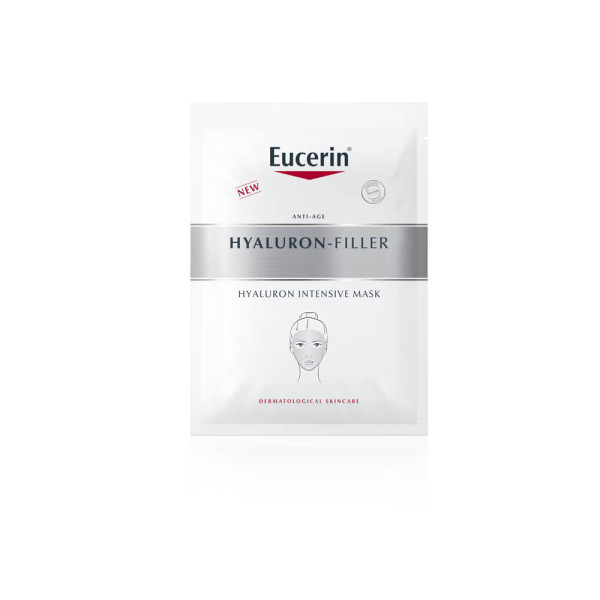 Eucerin Hyaluron-Filler Hyaluronic Acid Intensive Sheet Mask