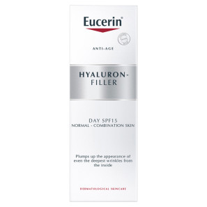 Eucerin Hyaluron-Filler Normal to Combination SPF15 Day Cream