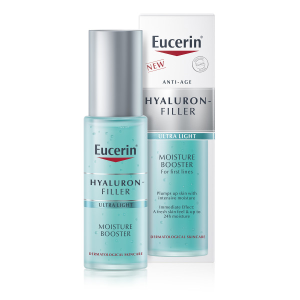 Eucerin Hyaluron Filler Ultra Light Refreshing Moisture Booster