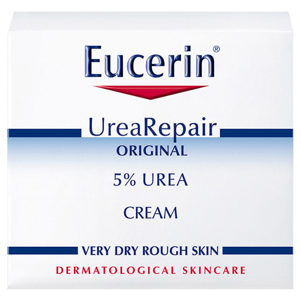 Eucerin Replenishing Dry Skin Relief Cream + 5% Urea