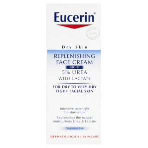Eucerin Replenishing Face Cream Night 5% Urea
