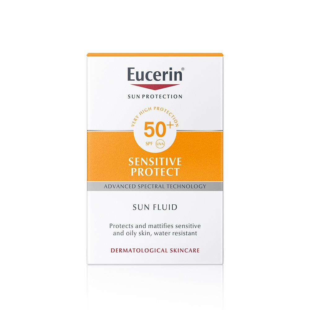 Eucerin Sun Face Fluid SPF50