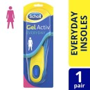 Everyday Woman Gel Activ Insoles