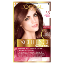 LOreal Excellence Creme 5.5 Mahogany Brown Hair Dye