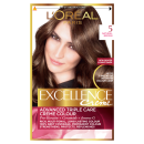 LOreal Excellence Creme 5 Natural Brown Hair Dye