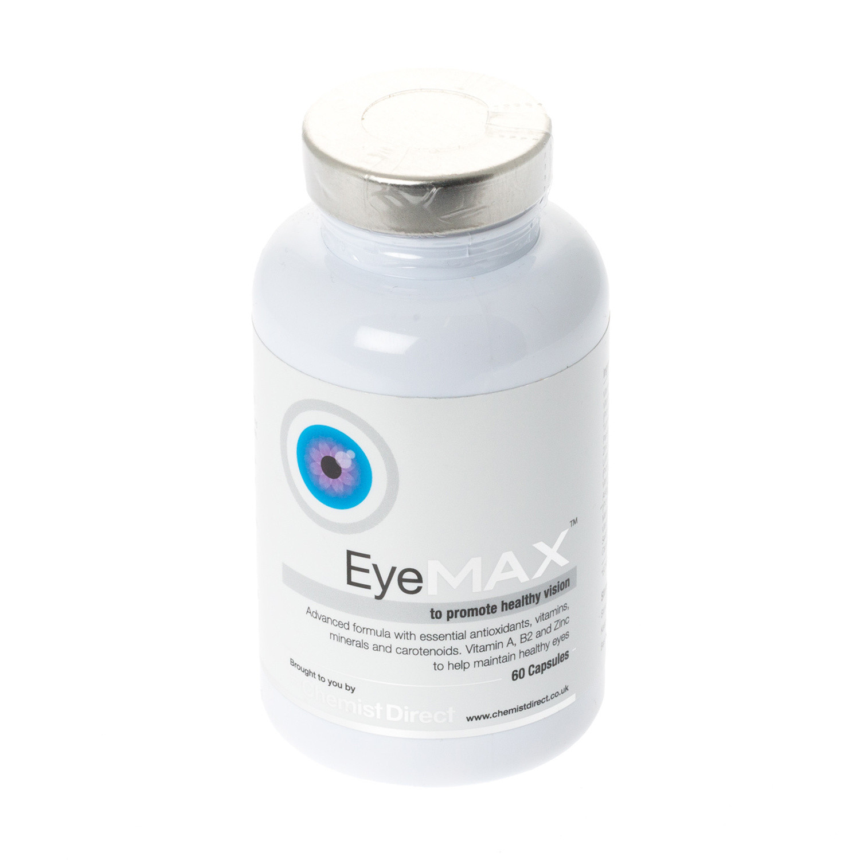 Chemist Direct EyeMax Supplements for Eye Health