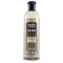 Faith For Men Ginger & Lime Shower Gel