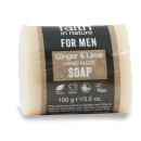 Faith For Men Ginger & Lime Soap