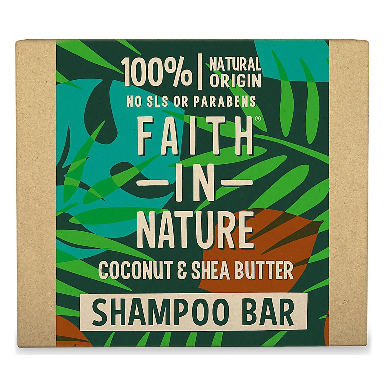 Faith In Nature Coconut Shampoo Bar