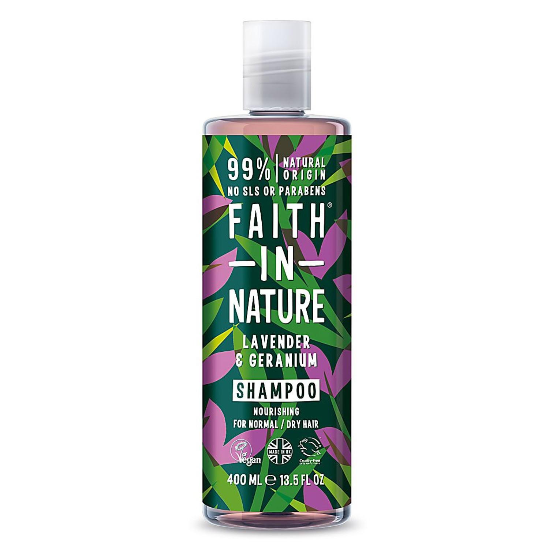 Faith In Nature Lav & Geranium Shampoo