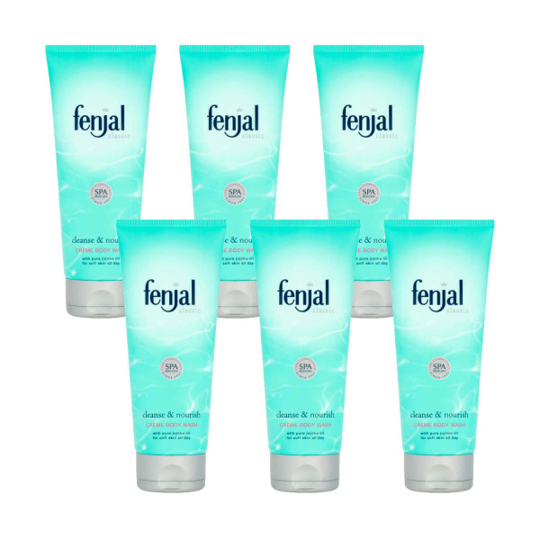 Fenjal Classic Creme Body Wash - 6 Pack
