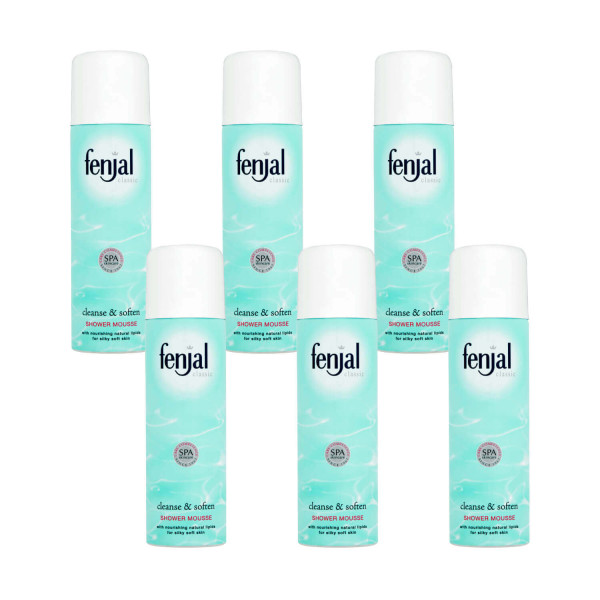 Fenjal Classic Shower Mousse - 6 Pack
