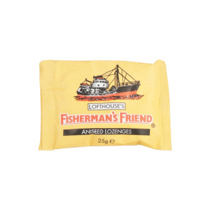 Fishermans Friend Aniseed Lozenge 12 Pack