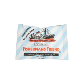 Fishermans Friend Original Lozenges 12 Pack