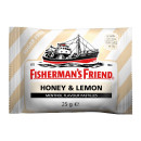 Fishermans Friend Honey & Lemon Sugar Free Pastilles