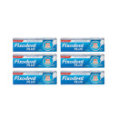 Fixodent Food Seal Denture Adhesive Cream 6 Pack