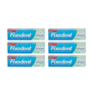 Fixodent Neutral Denture Adhesive Cream 6 Pack