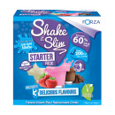 Forza Shake it Slim Starter Pack 3 Flavours
