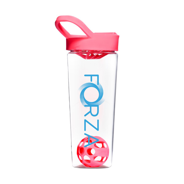 Forza Whey Protein Shaker Bottle Pink
