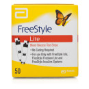 Freestyle Lite Blood Glucose Testing Strips