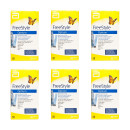 Freestyle Optium Plus Glucose Test Strips - 6 Pack