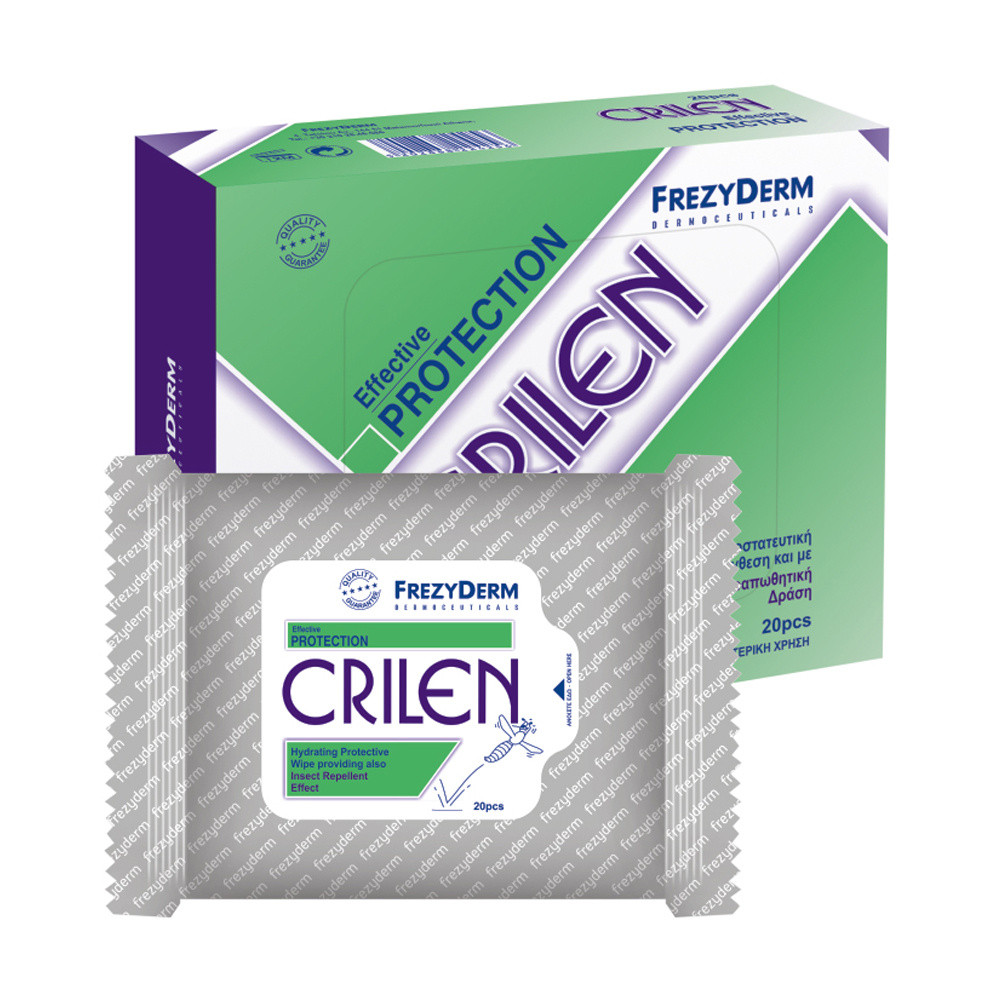 Frezyderm Crilen Wipes