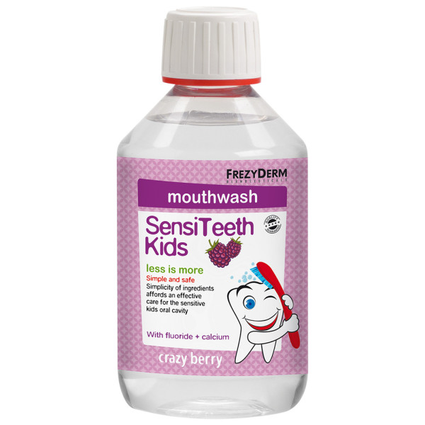 Frezyderm SensiTeeth Kids Mouthwash