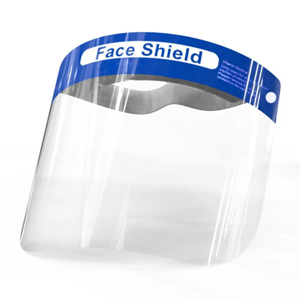 Full Face Shield Visors Pack of Ten