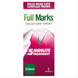 Full Marks Solution Spray