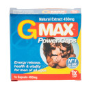 GMAX Power Capsule for Men 450mg