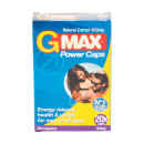 GMAX Power Capsules for Men 450mg