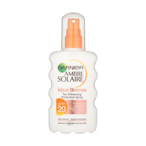 Garnier Ambre Solaire Ideal Bronze Tan Spray SPF20