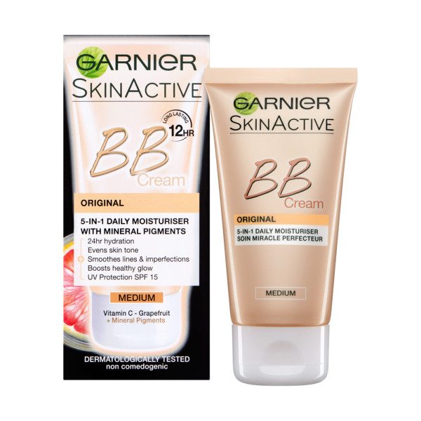 Garnier BB Cream Original Medium Moisturiser