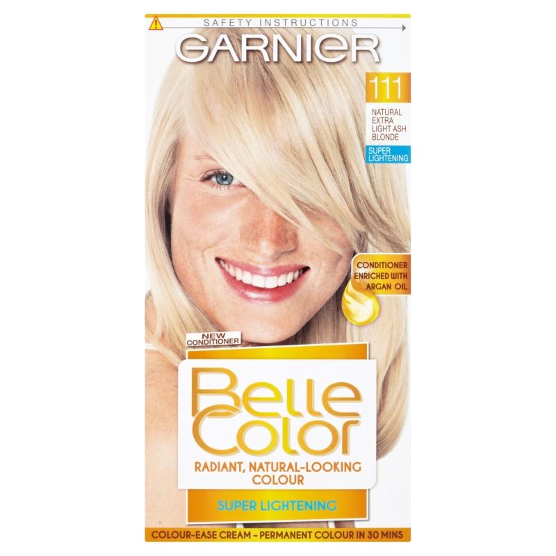 Light Natural Ash Blonde