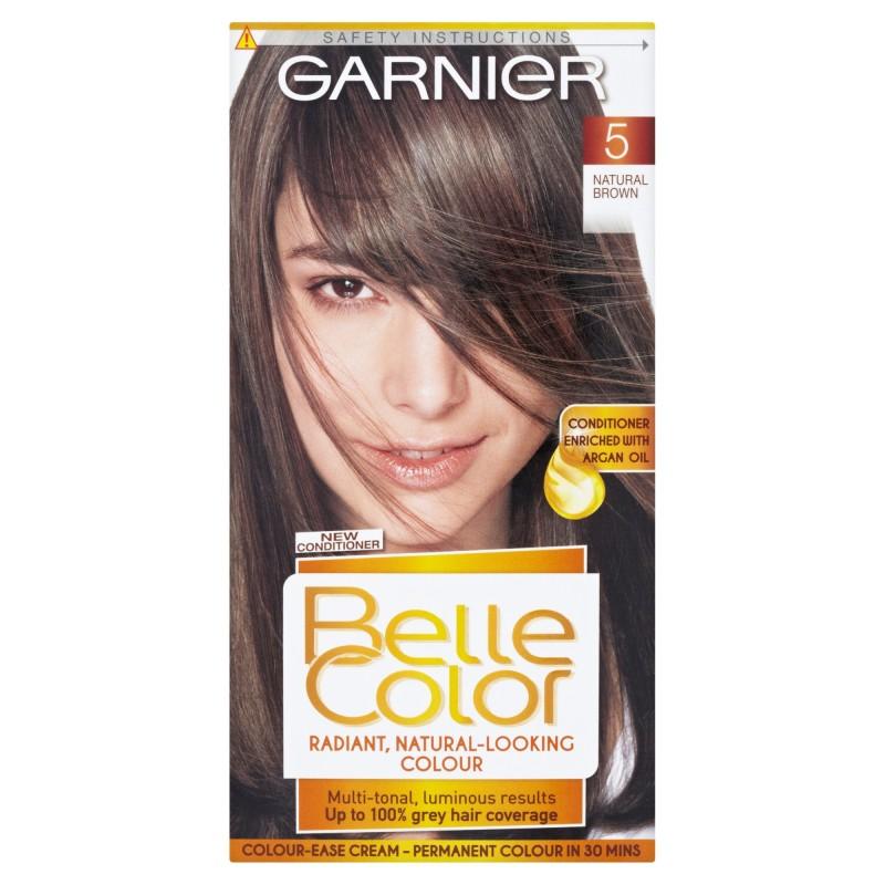Garnier Belle Color Permanent 5 Natural Brown