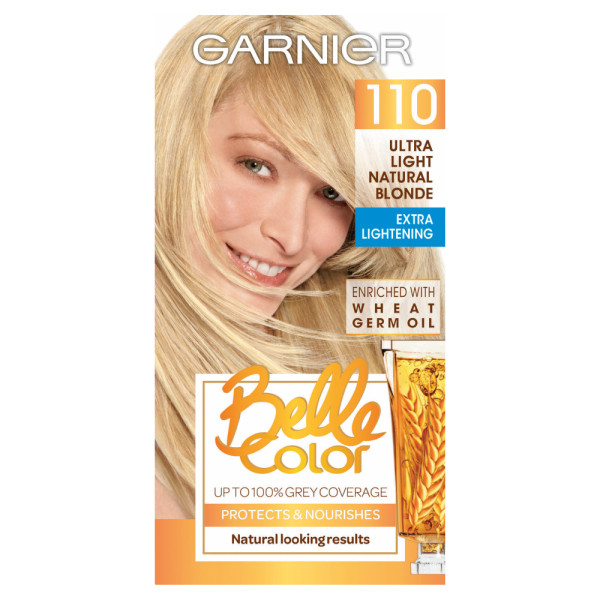 Garnier Belle Colour 110 Ultra Light Natural Blonde Hair Dye