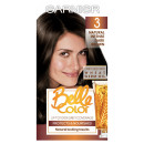 Garnier Belle Colour 3 Natural Intense Dark Brown Hair Dye