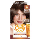 Garnier Belle Colour 4 Natural Dark Brown Hair Dye